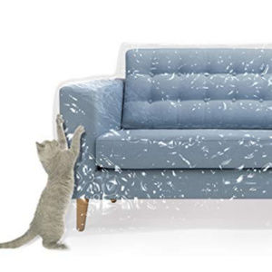 Other - Plastic Couch Cover Pets/Cat Scratching Protector
